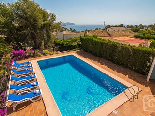 6 bedroom Villa in Benissa, Costa Blanca, Spain : ref 2287046 - La Llobella vacation rentals