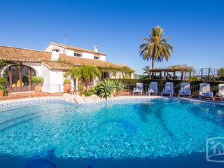 5 bedroom Villa in Benissa, Costa Blanca, Spain : ref 2287045 - Canor vacation rentals