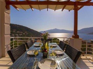 3 bedroom Villa in Kalkan, Mediterranean Coast, Turkey : ref 2291321 - Kalkan vacation rentals