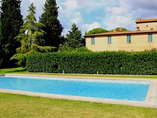 3 bedroom Villa in Siena, Siena and surroundings, Tuscany, Italy : ref 2293912 - Taverne d'Arbia vacation rentals