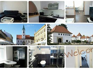 Modern apartment in the town center - Varazdin vacation rentals