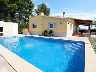 4 bedroom Villa in L Ametlla de Mar, Costa Daurada, Spain : ref 2295801 - L'Ametlla de Mar vacation rentals