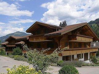 2 bedroom Apartment in Gstaad, Bernese Oberland, Switzerland : ref 2295849 - Gstaad vacation rentals