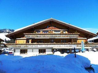 3 bedroom Apartment in Saanenmoser, Bernese Oberland, Switzerland : ref 2295850 - Saanenmöser vacation rentals
