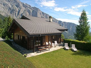 4 bedroom Villa in Ovronnaz, Valais, Switzerland : ref 2296546 - Ovronnaz vacation rentals