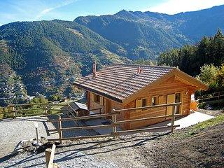 3 bedroom Villa in La Tzoumaz, Valais, Switzerland : ref 2296569 - La Tzoumaz vacation rentals