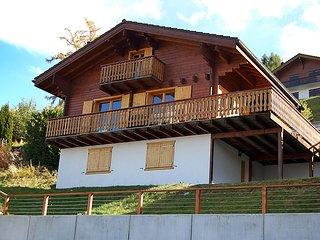 4 bedroom Villa in Nendaz, Valais, Switzerland : ref 2296670 - Nendaz vacation rentals
