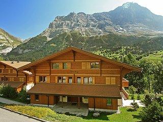 3 bedroom Apartment in Grindelwald, Bernese Oberland, Switzerland : ref 2297229 - Grindelwald vacation rentals