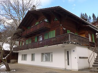 4 bedroom Villa in Grindelwald, Bernese Oberland, Switzerland : ref 2297297 - Grindelwald vacation rentals