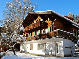 4 bedroom Villa in Grindelwald, Bernese Oberland, Switzerland : ref 2297297 - Grindelwald vacation rentals