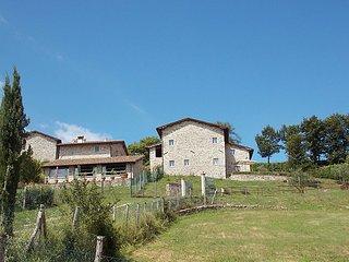 7 bedroom Villa in Barberino del Mugello, Florence Countryside, Italy : ref - Barberino Di Mugello vacation rentals