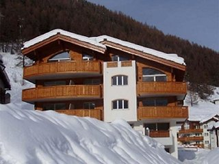 2 bedroom Apartment in Saas Fee, Valais, Switzerland : ref 2299227 - Saas-Fee vacation rentals