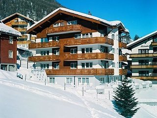 2 bedroom Apartment in Saas Fee, Valais, Switzerland : ref 2299326 - Saas-Fee vacation rentals