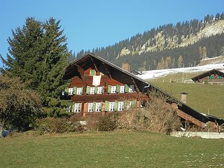 4 bedroom Apartment in Lenk, Bernese Oberland, Switzerland : ref 2299588 - Lenk vacation rentals