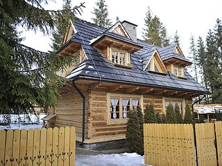 5 bedroom Villa in Zakopane, Tatras, Poland : ref 2300215 - Zakopane vacation rentals