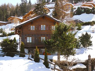4 bedroom Villa in La Tzoumaz, Valais, Switzerland : ref 2300688 - La Tzoumaz vacation rentals