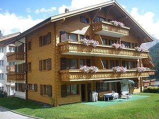 2 bedroom Apartment in Saas-Fee, Valais, Switzerland : ref 2252835 - Saas-Fee vacation rentals