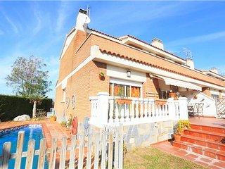 3 bedroom Villa in Cambrils, Costa Dorada, Cambrils, Spain : ref 2301598 - Cambrils vacation rentals