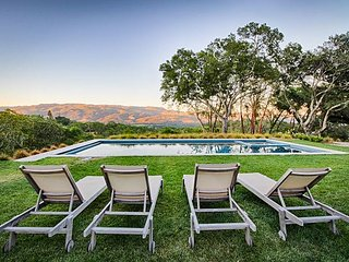 4-Acre Sonoma Valley Estate, Pool/Spa & Amazing Valley Views - Sonoma vacation rentals