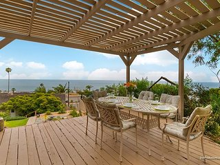 La Jolla Oceanview Family Retreat with Spacious Multi Level Sun Deck and Yard - La Jolla vacation rentals