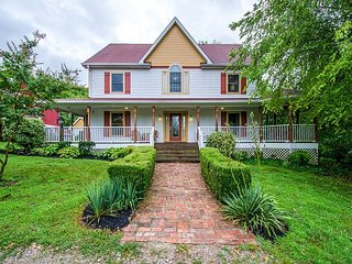 Classic Farmhouse on Country Acres Outside Nashville - Thompson s Station vacation rentals
