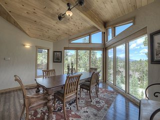 Mountain Views atop Braddock Hill, New Reduced Rates! - Breckenridge vacation rentals