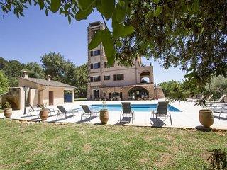 6 bedroom Villa in Selva, Mallorca : ref 3560 - Selva vacation rentals