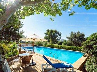 3 bedroom Villa in Puerto Pollenca, Mallorca : ref 4281 - Puerto Pollensa vacation rentals