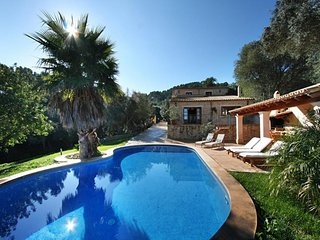 4 bedroom Villa in Petra, Mallorca : ref 4502 - Petra vacation rentals