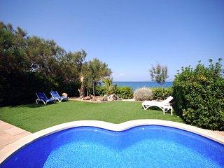 3 bedroom Villa in Arta, Mallorca : ref 5019 - Colonia Sant Pere vacation rentals