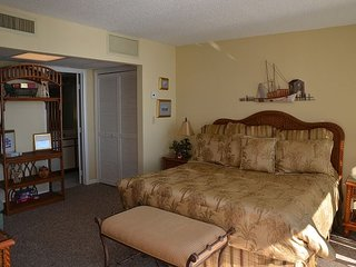 SPACIOUS AND LOVELY TWO BEDROOM SUITE RIGHT ON THE GRAND ATLANTIC OCEAN! - Garden City Beach vacation rentals