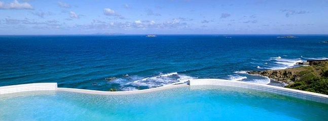 Villa Sky Blue 5 Bedroom SPECIAL OFFER - Image 1 - Dawn Beach - rentals
