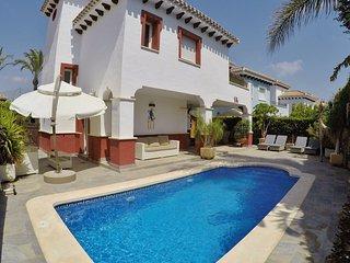 Villa Canelo, Mar Menor Golf Resort, Murcia - Murcia vacation rentals