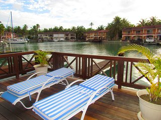 Comfortable Villa with Television and Water Views - Jolly Harbour vacation rentals