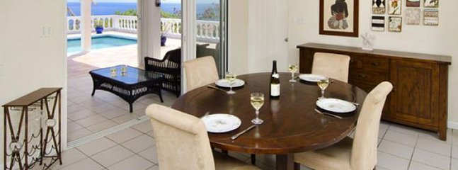 Villa Seascapes 4 Bedroom SPECIAL OFFER - Dawn Beach vacation rentals