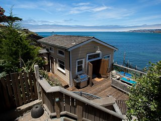 The Pedro Point Boat House/Topside - Pacifica vacation rentals