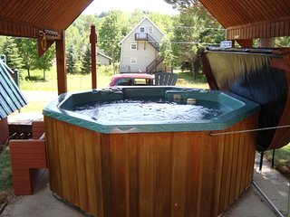 Mittenwald - Hot Tub 2 BR  A-Frame Big Powderhorn - Bessemer vacation rentals