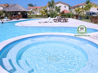 Lovely Condo with EXCLUSIVE Access to the Beach !! - Bavaro vacation rentals