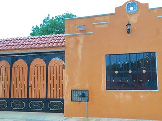 New Rustic Style Home in Merida- Centric Location - Merida vacation rentals