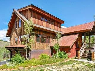 Luxury Mountain Cabin In Forest - Amazing Views - Granby vacation rentals