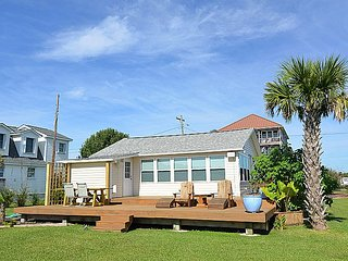 Bungalow By The Bay - Extraordinary View, Dock, Water Front - Surf City vacation rentals