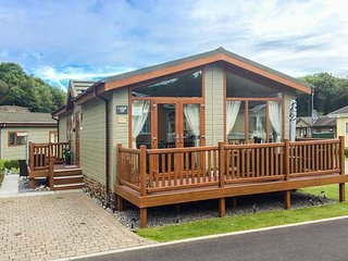 SEA BREEZE, detached lodge, en-suite, enclosed decked area, pet-friendly, Stepaside, Ref 935043 - Stepaside vacation rentals