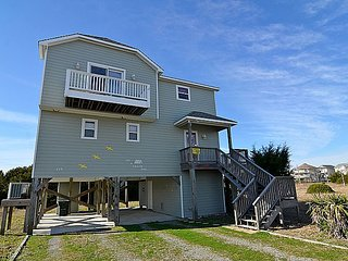 On A Clear Day - Panoramic Ocean & Sound Views, Peaceful Area, Elevator - Topsail Beach vacation rentals