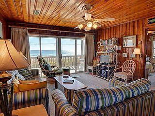 Dot's Spot - Wonderful Ocean View, Character & Charm, Direct Beach Access - Surf City vacation rentals