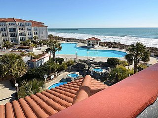 310-A Villa Capriani - Gorgeous Views, Pools, Beach Access - North Topsail Beach vacation rentals