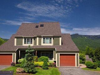 Luxury Topnotch Overlook Resort Home with Mt. Mansfield views! Sleeps 8 with added entertainment floor option! - Stowe vacation rentals