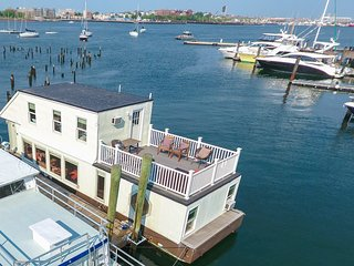 Houseboat White Elephant:  HUGE Floating Home Downtown Boston! - Boston vacation rentals