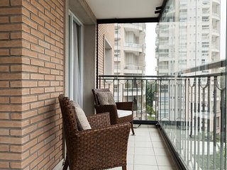 Bright 2 bedroom House in Vila Mariana - Vila Mariana vacation rentals
