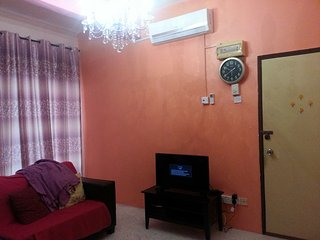 Cozy 2 bedroom Rawang Apartment with A/C - Rawang vacation rentals