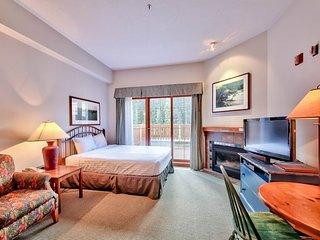 Hearthstone Lodge Village Ctr - HS201 - Sun Peaks vacation rentals